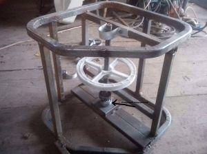 Гончарный круг из стиральной машинки своими руками