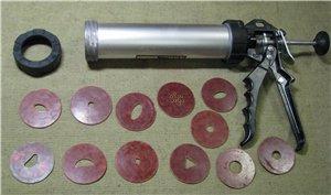 шприц-экструдер для глины своими руками
