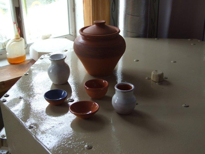 Гончарная посуда своими руками 191